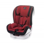 4baby FLY-FIX Isofix  red 9-36 kg